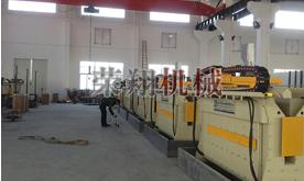 复合耐磨板堆焊机性能介绍